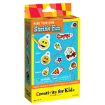 Creativity For Kids Kit: Make Your Own Shrink Fun