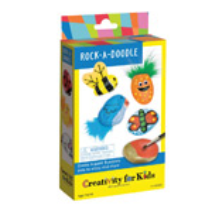 Creativity For Kids Kit: Rock-a-Doodle