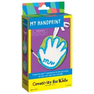 Creativity For Kids Kit: My Hand Print