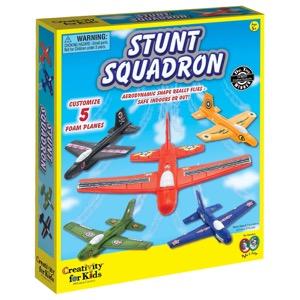 Creativity For Kids Kit: Stunt Squadron