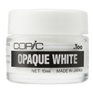 Copic Opaque White 1oz