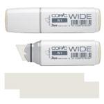 Copic Wide W1 Warm Grey 1