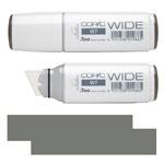 Copic Wide W7 Warm Grey 7