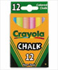 Crayola Colored Chalk - 12 Count