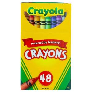 Crayola Original Crayons - 48 ct