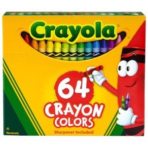 Crayola Crayons - 64 Ct.