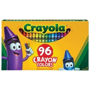 Crayola Original Crayons - 96 ct