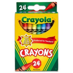 Crayola Crayons - 24 Ct.