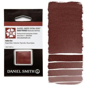 Daniel Smith Watercolor Half Pan - Indian Red