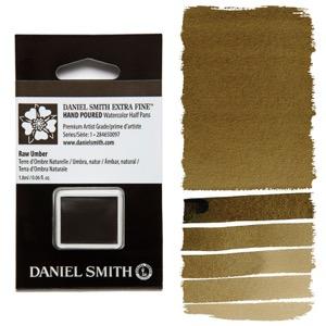 Daniel Smith Watercolor Half Pan - Raw Umber