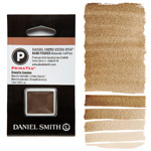 Daniel Smith Watercolor Half Pan - Bronzite Genuine