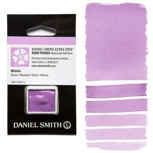 Daniel Smith Watercolor Half Pan - Wisteria