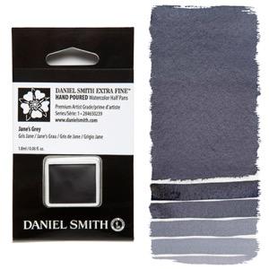 Daniel Smith Watercolor Half Pan - Jane's Grey