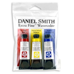 DANIEL SMITH Extra Fine Watercolor Primary Edition 3-Color Set