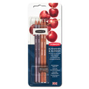 Derwent Burnisher & Blender Pencil Pack