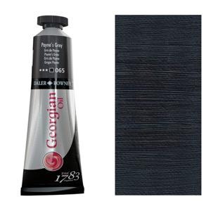 Georgian Oil Color 38ml Payne's Grey