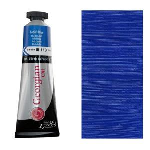 Georgian Oil Color 38ml Cobalt Blue