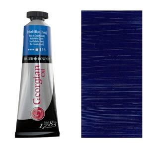 Georgian Oil Color 38ml Cobalt Blue Hue