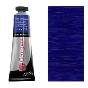 Georgian Oil Color 38ml French Ultramarine