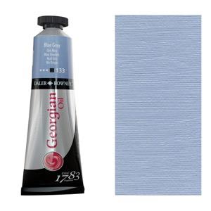 Georgian Oil Color 38ml Blue Grey
