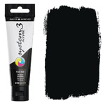 System 3 Acrylic 59ml Process Black