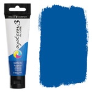 System 3 Acrylic 59ml Cobalt Blue Hue