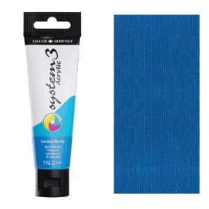 System 3 Acrylic 59ml Coeruleum Blue Hue