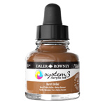 System 3 Ink 29.5ml Burnt Umber