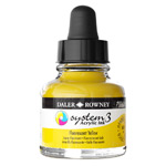 System 3 Ink 29.5ml Fluorescent Yellow