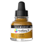 System 3 Ink 29.5ml Gold