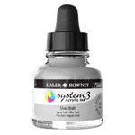 System 3 Ink 29.5ml Silver