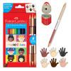 Faber-Castell World Colors 15 EcoPencils