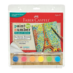 Paint By Number The Eiffel Tower
