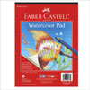 Faber-Castell Watercolor Pad - 9x12