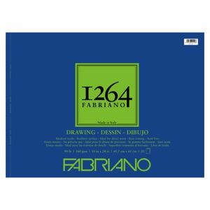 "Fabriano 1264 Drawing (90 lb) Pad 18"" x 24"""
