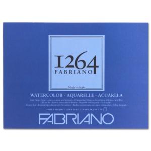 """Fabriano 1264 Watercolor Pad 11"""" x 15"""""""