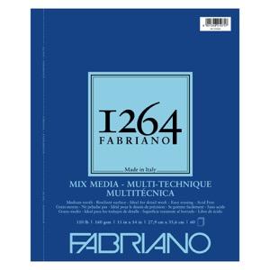 """Fabriano 1264 Mix Media Pad 11"""" x 14"""""""
