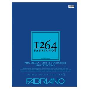 """Fabriano 1264 Mix Media Pad 18"""" x 24"""""""