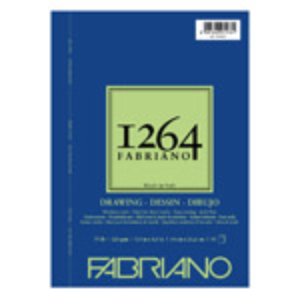 "Fabriano 1264 Drawing Pad 5.5"" x 8.5"""