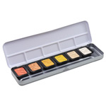 Finetec Empty Metal Case for Pearlescent Pans