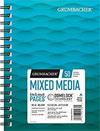 Grumbacher Mixed Media 5.5x8.5