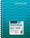 Grumbacher Mixed Media Pad 7x10