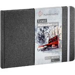 Hahnemuhle Toned Watercolor Book A6 Grey