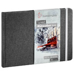 Hahnemuhle Toned Watercolor Book A5 Grey