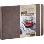 Hahnemuhle Toned Watercolor Book A6 Beige
