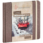 Hahnemuhle Toned Watercolor Book Square Beige