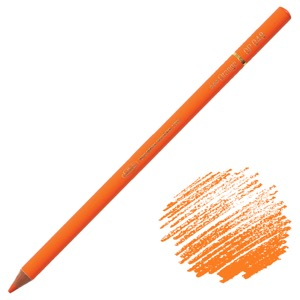 Holbein Artists Colored Pencil Orange