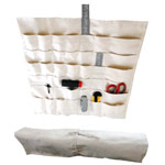 "Roll-Up Cloth Tool Bag 18"" x 18"""
