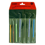 Aluminum Handle Picks 7pc Set