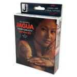 Jacquard Jagua Natural Temporary Tattoo Kit
